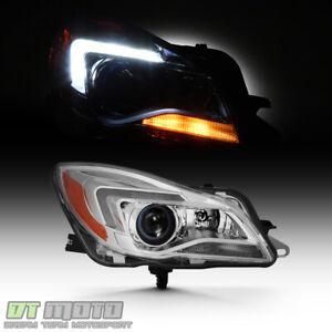 2014-2017 Buick Regal (HID/Xenon) Projector Headlights Headlamps Passenger Side