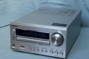 Onkyo CR-525 Mini-Receiver + CD   ****   mit neuem Laser + FB