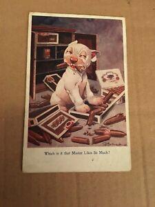 A Bonzo Postcard RPS 1048