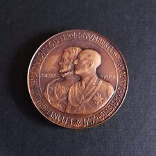 Medaglia 400° anniversario della Fondazione Ordine S. Maurizio e Lazzaro 1973.