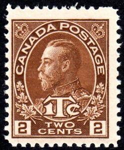 Canada War Tax Stamp 1916 - Scott MR4 - MNH F/VF