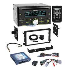 Pioneer CD USB Bluetooth Stereo Dash Kit Bose Onstar Harness for GM Chevrolet