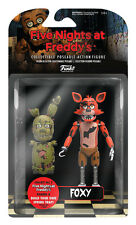 "FIVE NIGHTS AT FREDDY'S FOXY 6"" inch ACTION FIGURE Series / Wave 1 - AUTHENTIC"