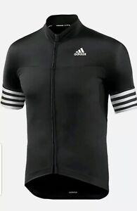 New Adidas Adistar Maillot Cycling Form Fitting Jersey CV7089 Mens Size 2XL