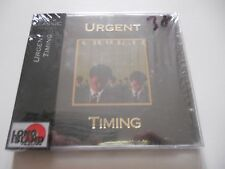 """Urgent """"Timing"""" Rare AOR cd Long Island New factory sealed"""