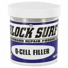Ding All  BLOCK SURF Q Cell Filler 16oz Surfboard repair QCell