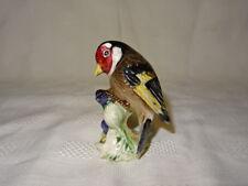 VINTAGE DA COLLEZIONE Beswick Bird Figura - 2273 CARDELLINO