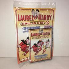 LAUREL ET (&) HARDY la collection en DVD n° 78 : COPIE CONFORME neuf - DC41Z
