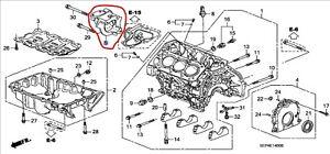 11910RCAA00 Acura OEM 05-08 RL 04-08 TL-S Right Side Engine Motor Mount Bracket