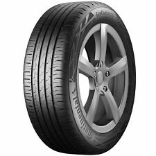 Continental EcoContact 6 Road Performance Car Tyres 205 55 R16 91V, Set of 2