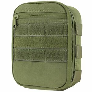 Condor MA64 MOLLE PALS Versatile Paracord Supported Work Station Side Kick Pouch