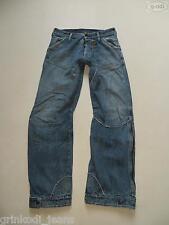 G-Star RAW Denim Jeans Hose Concept Elwood, W 31 /L 34, Mega Vintage Denim RAR !