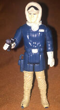 1980 Star Wars Hoth Han Solo Action Figure with GUN Kenner Vintage