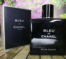 Bleu de CHANEL paris EAU de Toilette Pour Homme 100ml 3.4 FL.OZ new in box
