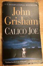 Calico Joe von John Grisham (2013, Taschenbuch), englisch