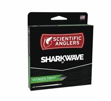 Sharkwave ULTIMATE TROUT WF-5-F ~ NEW Willow / Optic Green / Ivory ~ CLOSEOUT