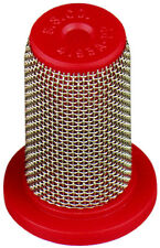 4193A-PP-50 mesh Teejet Check Valve Strainer x 10