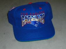 NEW 1993 Vintage New England Patriots Snap Back Adjustable Hat Cap FREESHIP