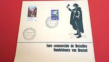 FDC - 1707 - Bescherming leefmilieu/Amis Rovert Schuman