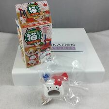 Hello Kitty Cat Cafe Blind Box SLEEPY Box Open Contents Sealed Miniature Re-ment