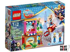 LEGO 41231 DC Super Hero Girls Harley Quinn al salvataggio