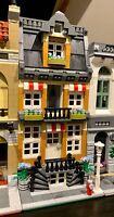 Lego Custom Modular Building Town House Like 10251 10246 10197 city MOC 527