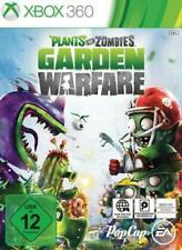 Xbox 360 Plants vs Zombies Pflanzen gegen Zombies Warfare Deutsch Top Zustand