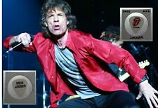 MICK JAGGER THE ROLLING STONES 2006 GUITAR PICK 002