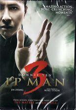 IP Man 3 (DVD) Donnie Yen,Jin Zhang, Mike Tyson  KUNG FU Martial Arts  BRAND NEW