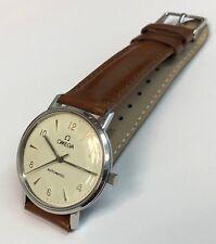 Vintage 1960's Omega Seamaster Caliber 550 Automatic Watch