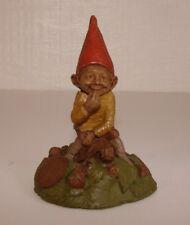 1984 Tom Clark Gnome Eddie Resin Figurine Cairn Studio #82 #83