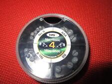 fishing tackle split shot  - 4 way shot - ideal for beginners