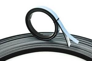 gewebe-profi® Magnetband | selbstklebend, stark, individuell zuschneidbar