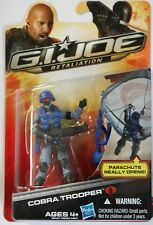 "COBRA TROOPER Hasbro GI JOE Retaliation Movie 2012 3.75"" ACTION FIGURE"