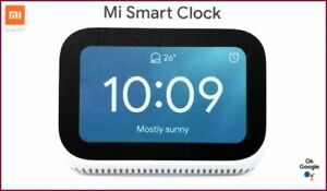 Xiaomi Mi | Smart Clock Speaker - Weiß