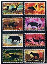 THAILAND 1973 Protected Wild Animals (Fauna)