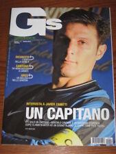 GUERIN SPORTIVO 2010/3 ZANETTI INTER TORRICELLI CANTONA