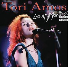 FREE US SHIP. on ANY 3+ CDs! NEW CD Amos, Tori: Live at Montreux 1991 1992