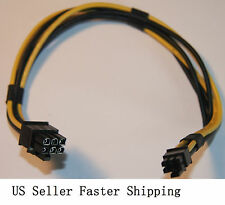 New Apple Mac Pro Tower PCIe Video Card Power Cable For 5870 5770 580 480 285
