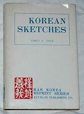 Korean Sketches by James S. Gale