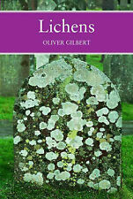 Collins New Naturalist Library (86) - Lichens, By Gilbert, Oliver,in Used but Ac