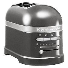Kitchenaid Artisan Medallion Silver 2 Slot Toaster 5KMT2204BMS