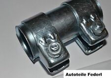 Rohrverbinder/Doppeschelle 38mm x 90mm Audi,Ford,Seat,Skoda,Audi,VW,Toyota