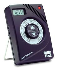 Qwik Time Metronome  Quartz  Digital Display  QT-3