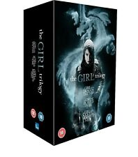 The Girl... Trilogy (Amaray Case) [DVD]