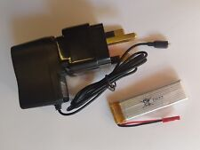 NEW SYMA  S032G S032 RC HELICOPTER SPARES MAINS HELI CHARGER & BATTERY