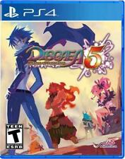 Disgaea 5 Alliance of Vengeance ( Playstation 4 / PS4 ) Brand new