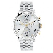 Orologio Philip Watch Truman crono acciaio 41mm R8273695002