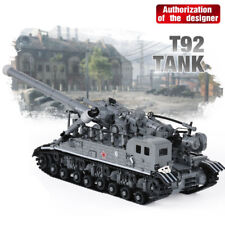 Xingbao 06001 Military Buidling Blocks T92 Tank Blocks 1832pcs Child Toys Gift