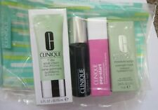 CLINIQUE Lot of 4 items - Skincare, Lip Balm, Mascara & case ~ New in package
